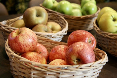 Fun Fall Ideas with Apples