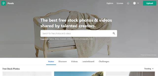 Websites To Download High Quality Images for Free