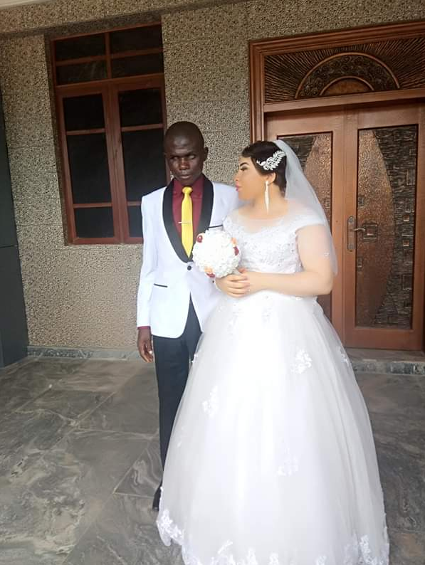 Blind Man Gets Married To A Beautiful Lady In Lafia (Photos)