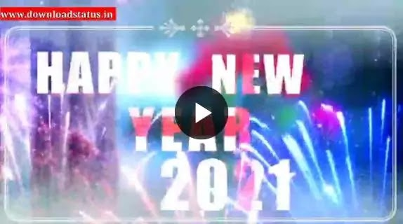 Happy New Year 2022 Video Download Best New Year Status Video