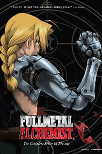 Anime Fullmetal Alchemist Legendado