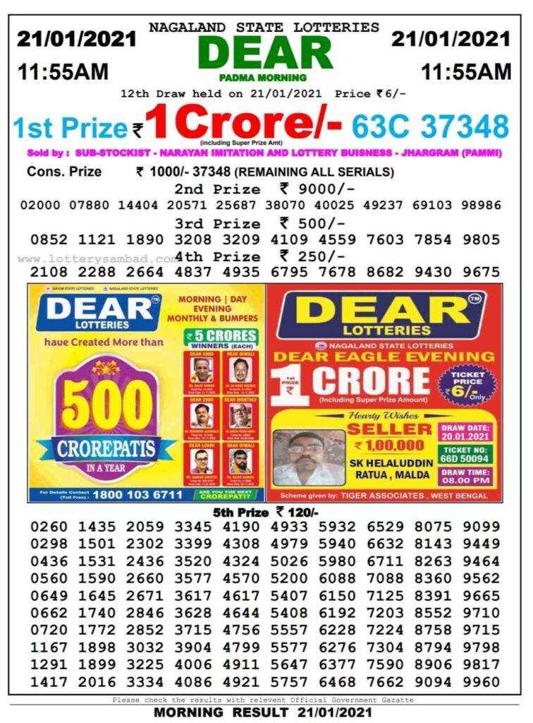 লটারি সংবাদ 11.55 AM-11:55 লটারি রেজাল্ট | আজকের লটারি সংবাদ 11.55 AM | lottery result 11.55 am