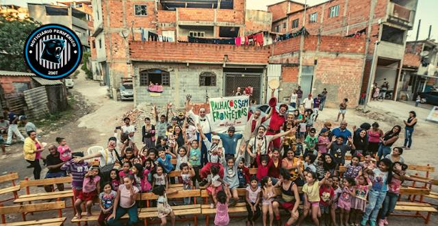 SESC Guarulhos recebe Mostra de Repertório do Palhaços Sem Fronteiras Brasil em Novembro