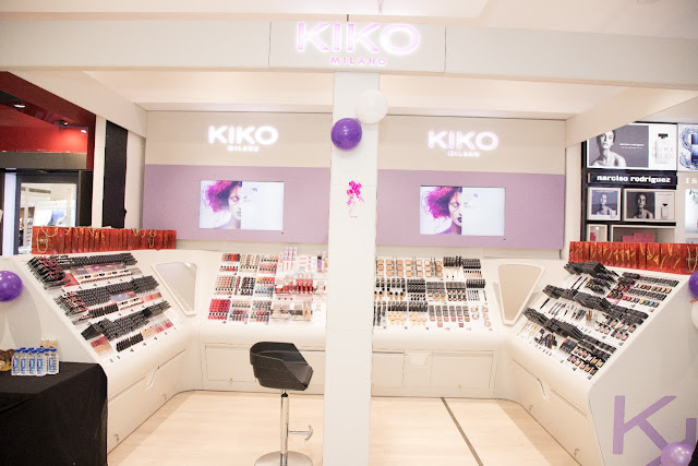 KIKO MILANO, widens its retail presence in the heart of Mumbai with a new retail point at Shoppers Stop at Linking Road, Bandra West