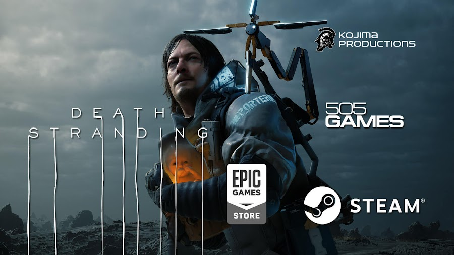 death stranding pc release date june 2 open-world action strand game sam porter bridges norman reedus kojima productions 505 games epic store steam half life crossover