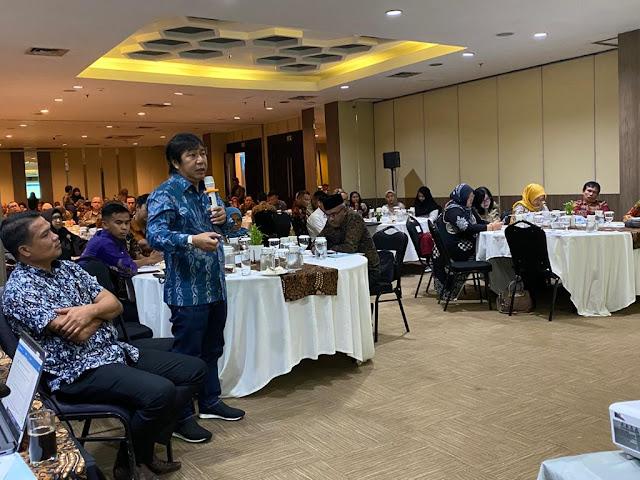 Pilot Project Penerapan E-Kinerja Terintegrasi Nasional, James Sumendap: Buktikan Pilihan BKN Tepat