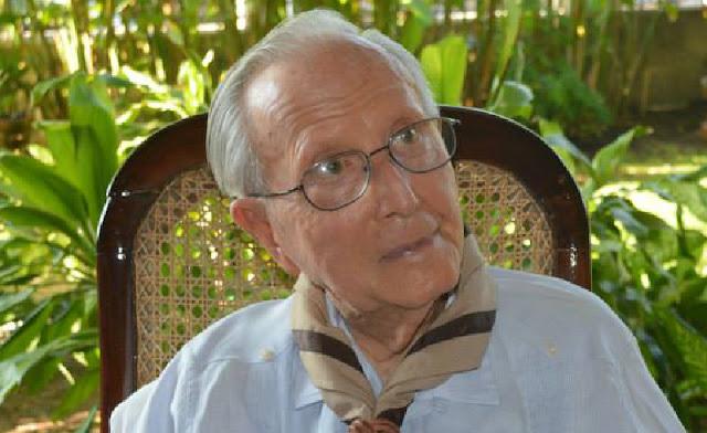 Fallece el Dr. Francisco Antonio Laviada Arrigunaga, a los 99 años de edad