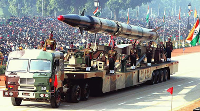 INDIA – A NUCLEAR STATE