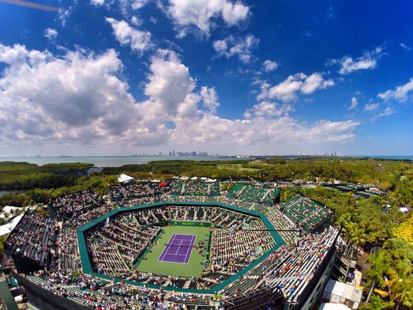 09be1a530f Onde comprar ingressos de jogos de tênis em Miami