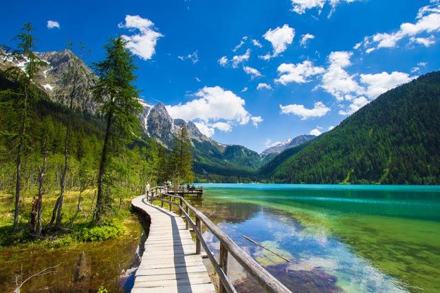 Lago di Anterserlva-Trentino Alto Adige