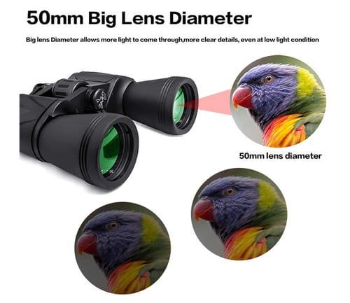 Lvitse 20x50 HD Professional Waterproof Binoculars