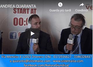Andrea Quaranta e Danilo Franco Olivero
