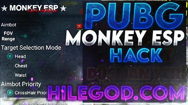 Pubg Mobile Güncel Hile Monkey Esp 24.06.2021 \Virtual + Bansız