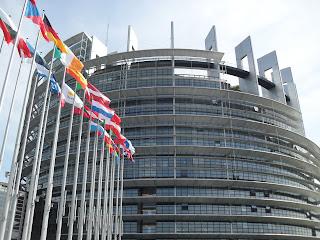 Parlamento Europeo. Estrasbugo