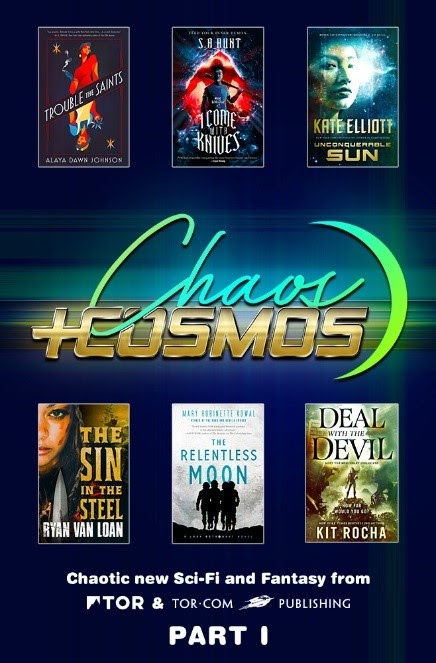 Chaos and Cosmos Campaign Launched by Tom Doherty Associates