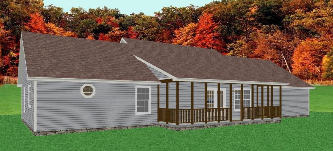 Descargar planos de casas y viviendas gratis fotos de for Planos de casas de campo gratis de una planta