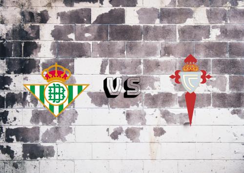 Real Betis vs Celta de Vigo  Resumen