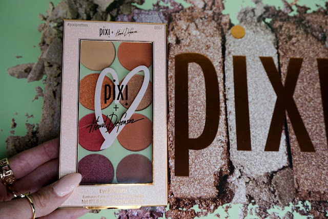 The Eye Heart Palette Pixi collaboration with All of Heart review