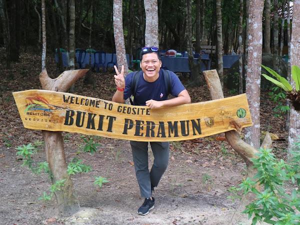 Pertama Kali Ke Belitung, Langsung Diajak Menjelajah Hutan Digital Bukit Peramun!