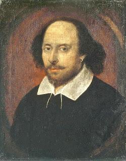 Buscando a Shakespeare desesperadamente: la teoría Marlowe.El Retrato Chandos, artista y autenticidad sin  confirmar. National Portrait Gallery.