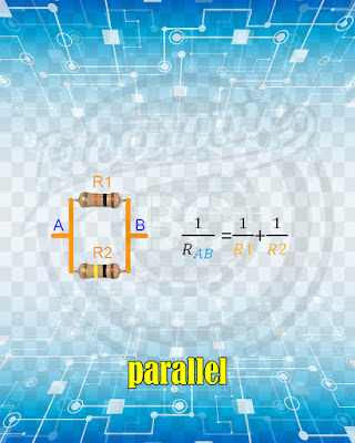 connected in parallel