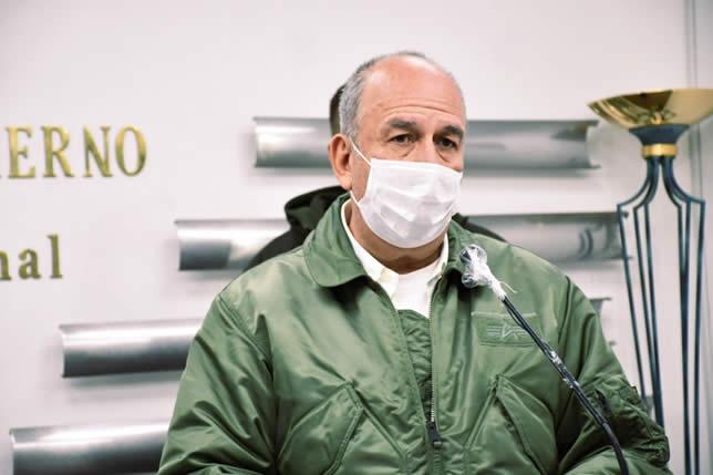 Arturo Murillo propone bloquear salarios de asambleístas del MAS y destinar recursos a la lucha contra el coronavirus