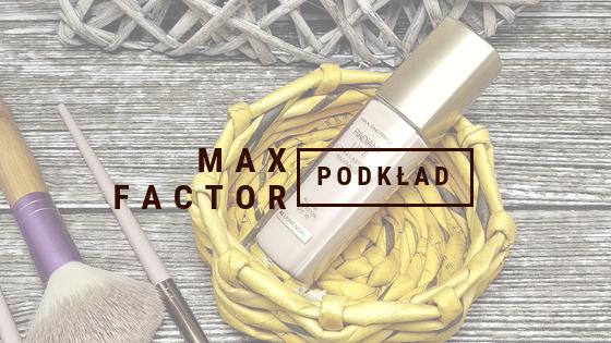 Max Factor Radiant Lift - podkład kryjący (KWC wg Wizaż.pl)
