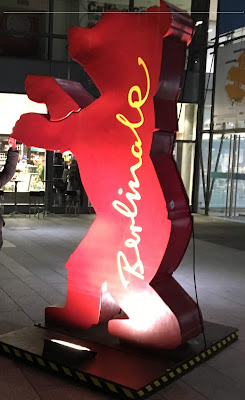 The Bear it the symbol of the Berlinale the German Film Festival