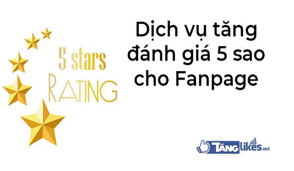 tang danh gia fanpage facebook