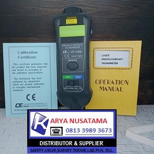 Jual Laser Tachometer Contact Lutron DT 1236L di Kalimantan