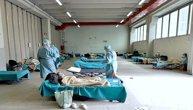 Pandemia de coronavirus deja al menos 180 mil muertes y más de 3 millones infectados a nivel global
