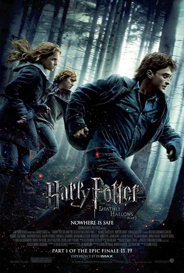 Harry Potter and the Deathly Hallows- Part 1 2010 x264 720p Esub BluRay Dual Audio English Hindi GOPI SAHI