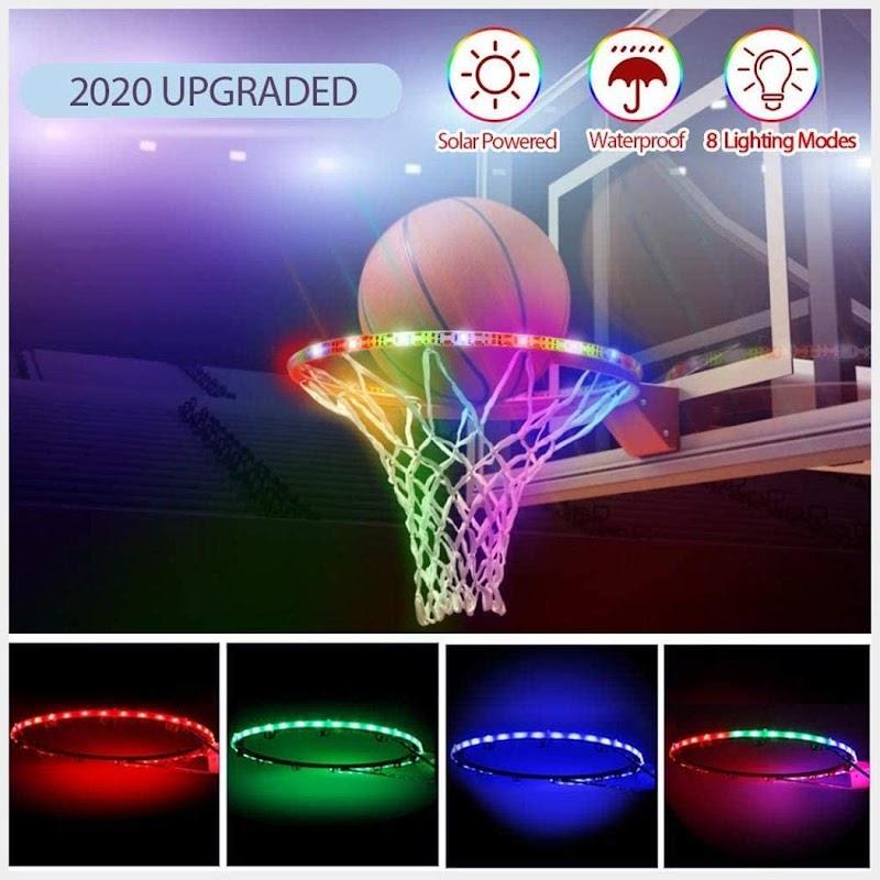80%  off LED Basketball Hoop Lights