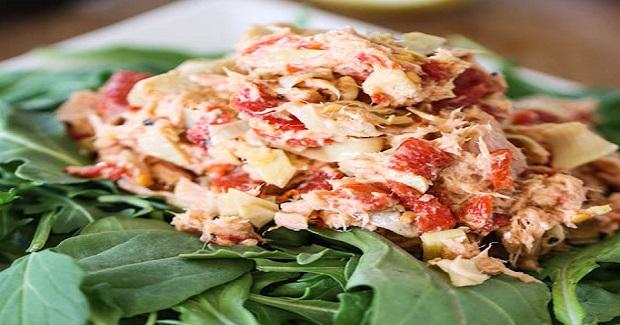 Italian Tuna Salad Recipe