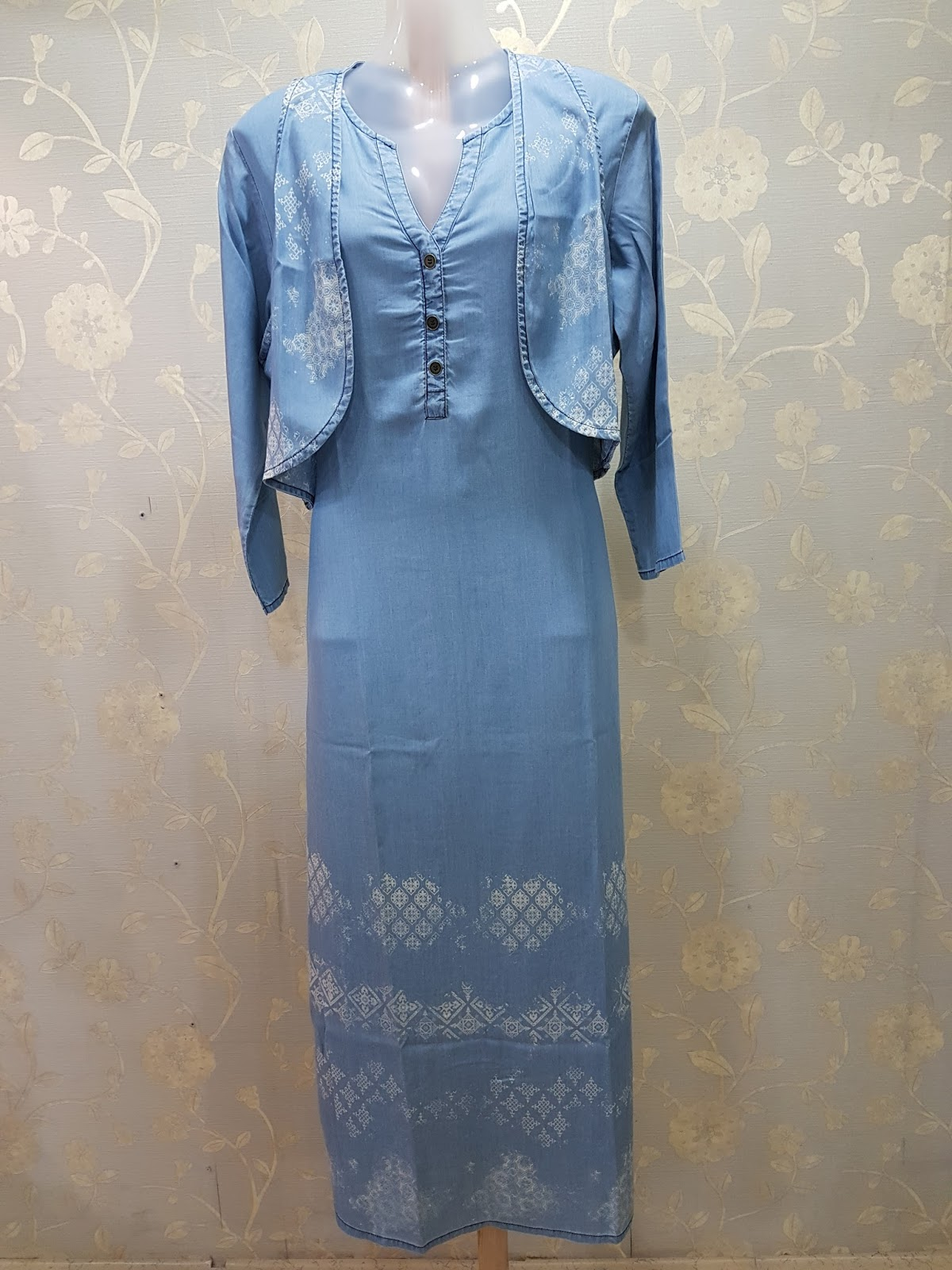 Bhabhiji S Designer Dress Karachi Kurti Indo Western Dress