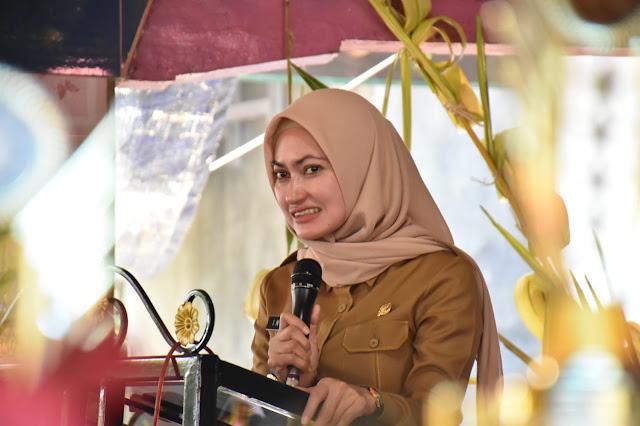 Indah Putri Indriani: Ekonomi Lutra Diprediksi Naik Menjadi 8 Persen di Tahun 2019