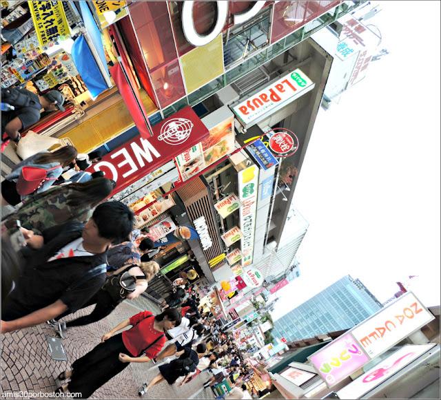 Calle Takeshita, Tokio