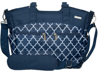 JJ Cole Camber Diaper Bag