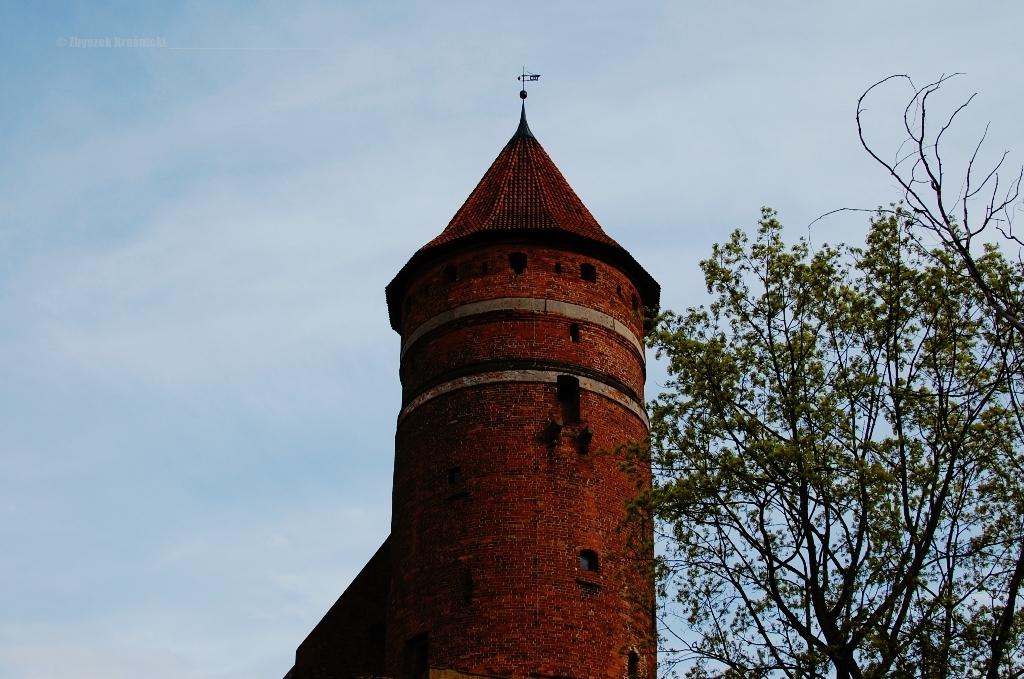 Olsztyn, zamek