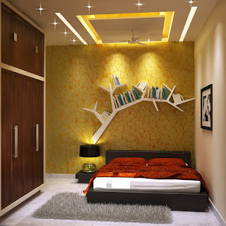 false ceiling in kolkata with led lights