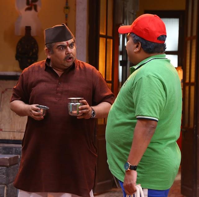 What made adarshwadi Anna get drunk and emotional on Sony SAB's Bhakharwadi?