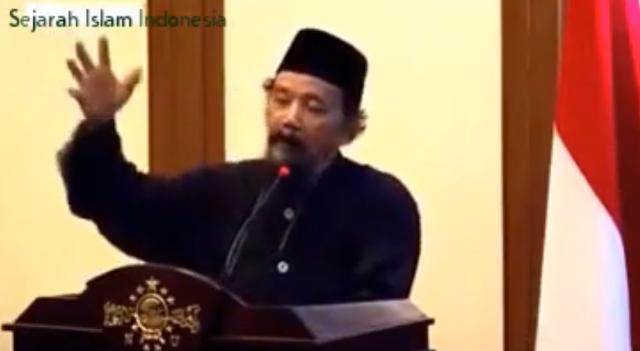 Dr.Agus Sunyoto   Bagaimana Islam Bisa Diterima Masyarakat Nusantara?