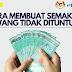 eGumis: Cara membuat semakan wang tidak dituntut secara online
