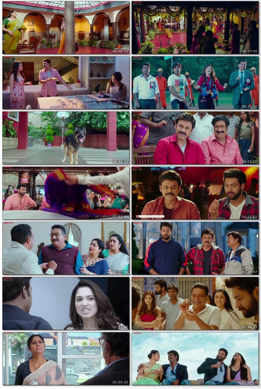 F2 Fun and Frustration 2019 Hindi Dubbed 650MB HDRip 720p HEVC x265