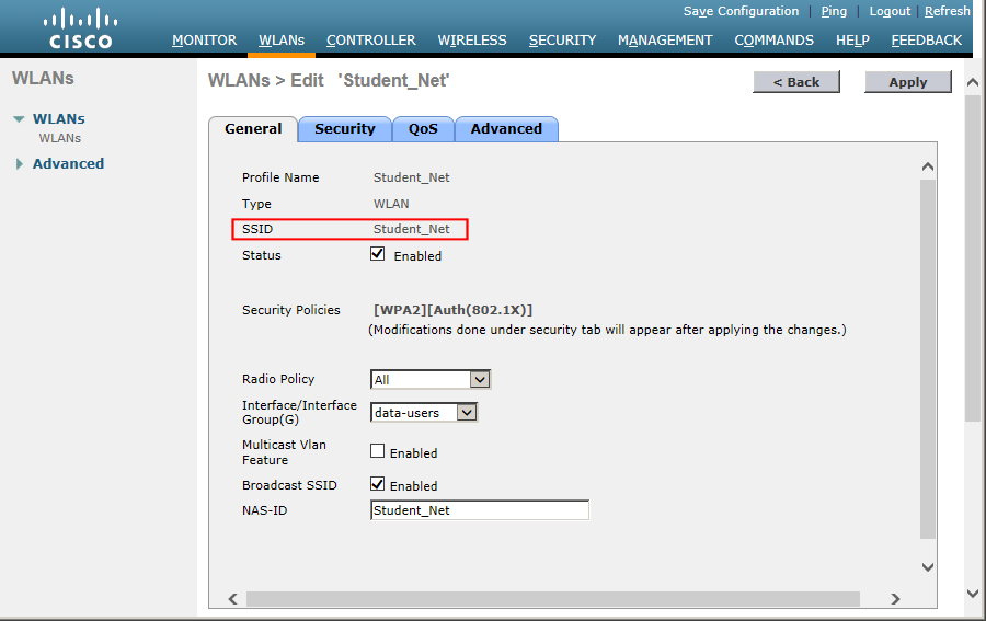 WifiNigel: Microsoft NPS as a RADIUS Server for WiFi