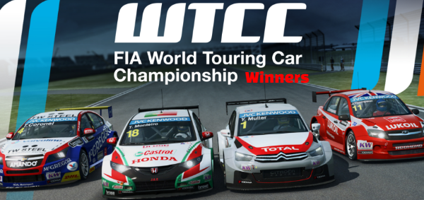 World Touring Car Championship, WTCC,  Previous Winners, Champions, results List .