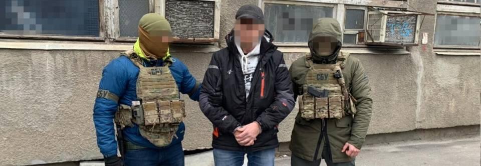 Працівник одного з стратегічних підприємств Миколаєва працював ФСБ