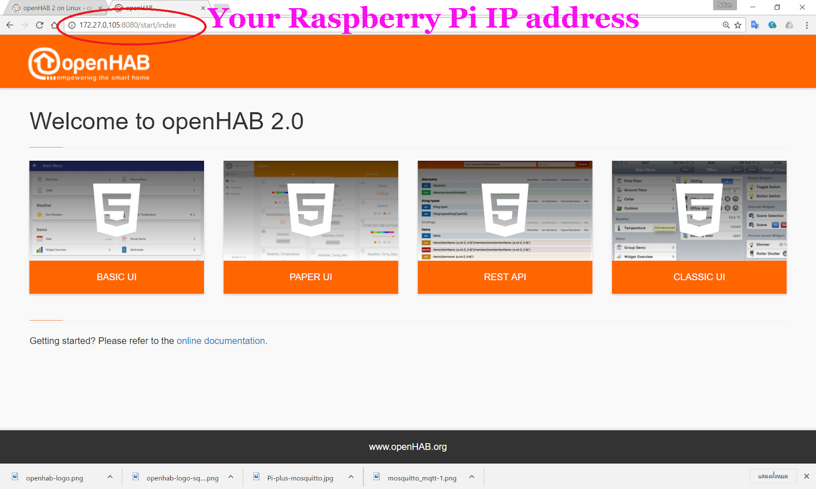 Raspberry Pi Projects: Raspberry Pi Smart Home with OpenHAB2