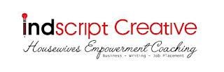 indscript creative logo