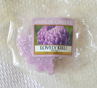 Yankee Candle Lovely Kiku